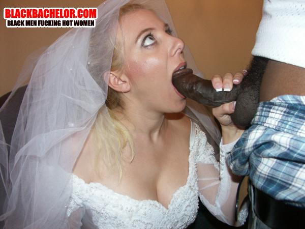 interracial vod black white girls brides