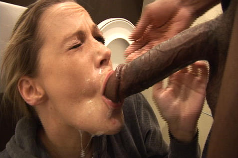 Images of Black Cock Eaters - Amateur Adult Gallery